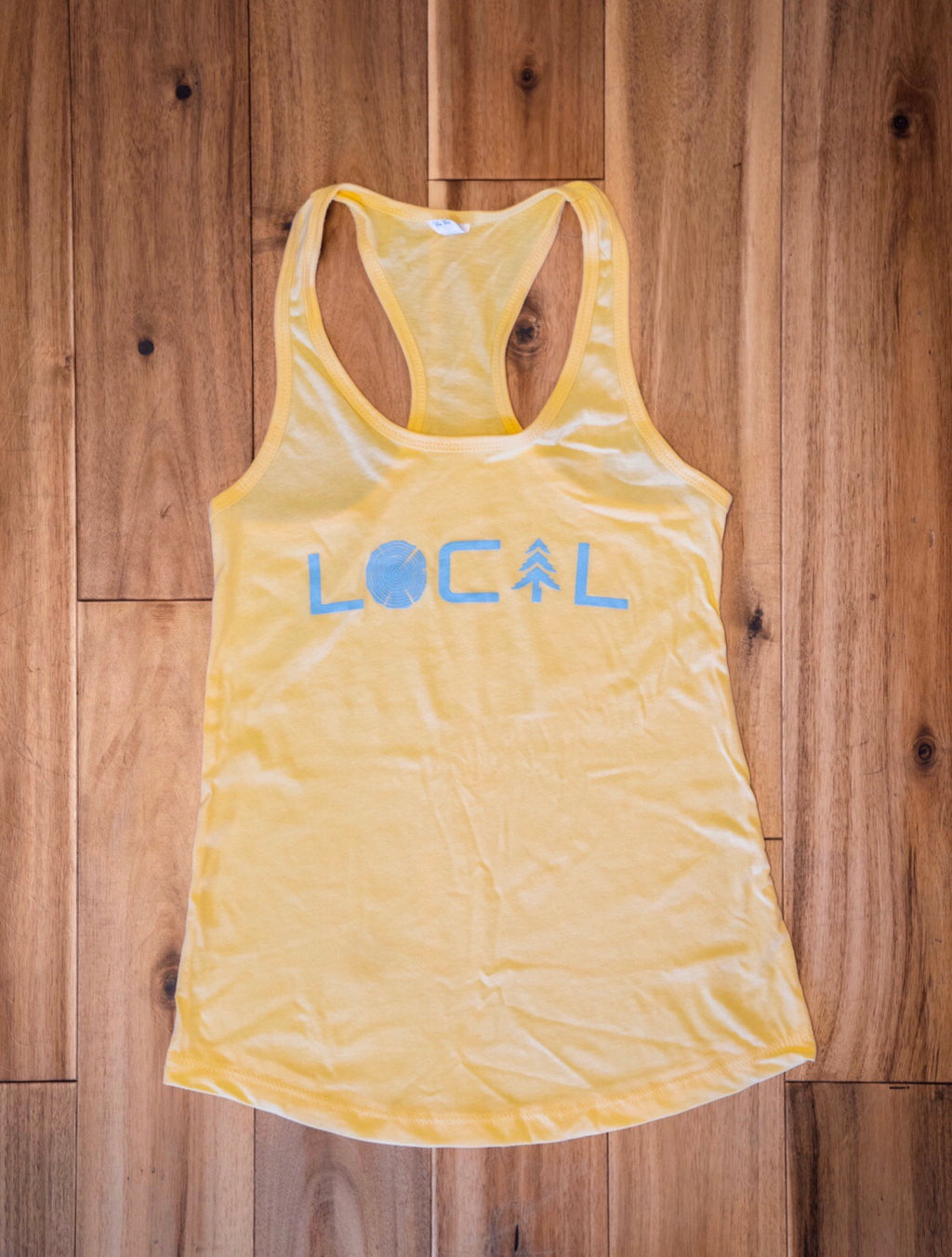 Women's LOCAL Tank - Sunrise