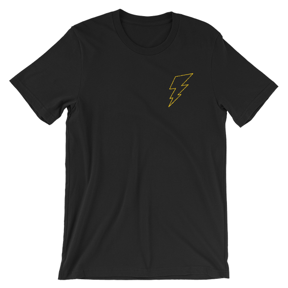 Embroidered SuperFriends Lightning T-Shirt