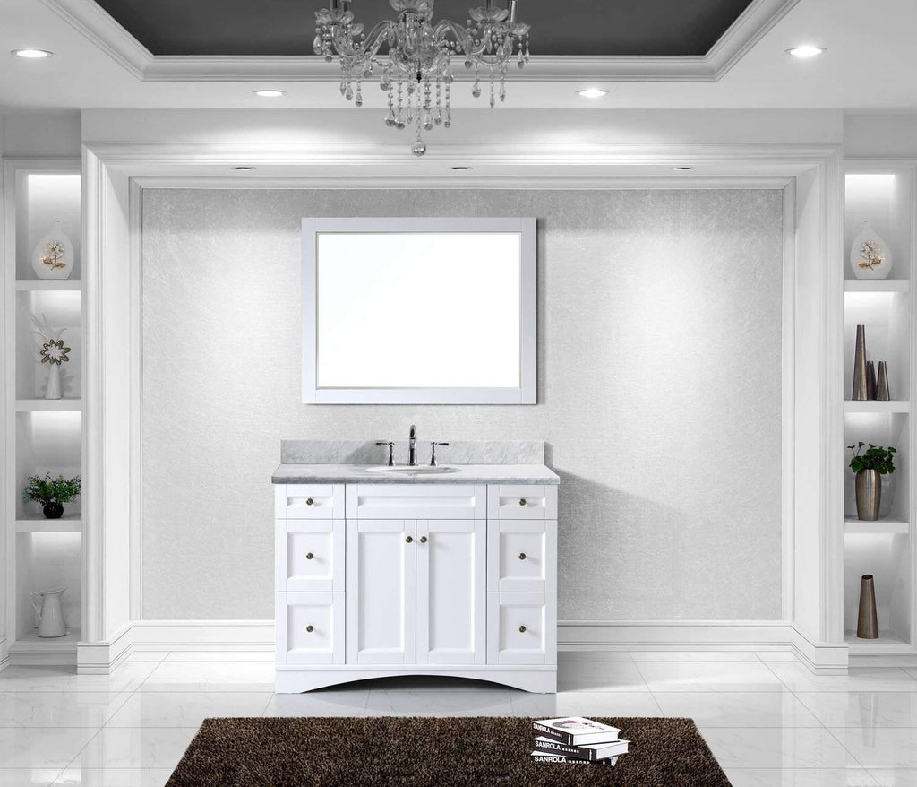 hde sink w mirror vanity mickdel traditional inch product htm zarauniversal white p bathroom single