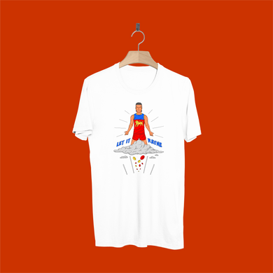 LET IT RAYNE: KIDS TEE