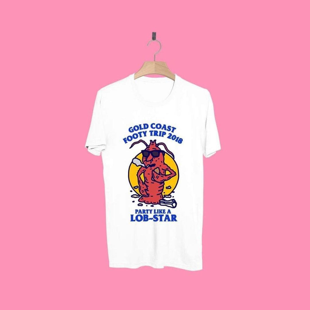 TARPEENA LOBSTERS FOOTY TRIP: SHIRT