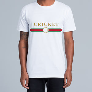 CRICKET - GREEN AND RED