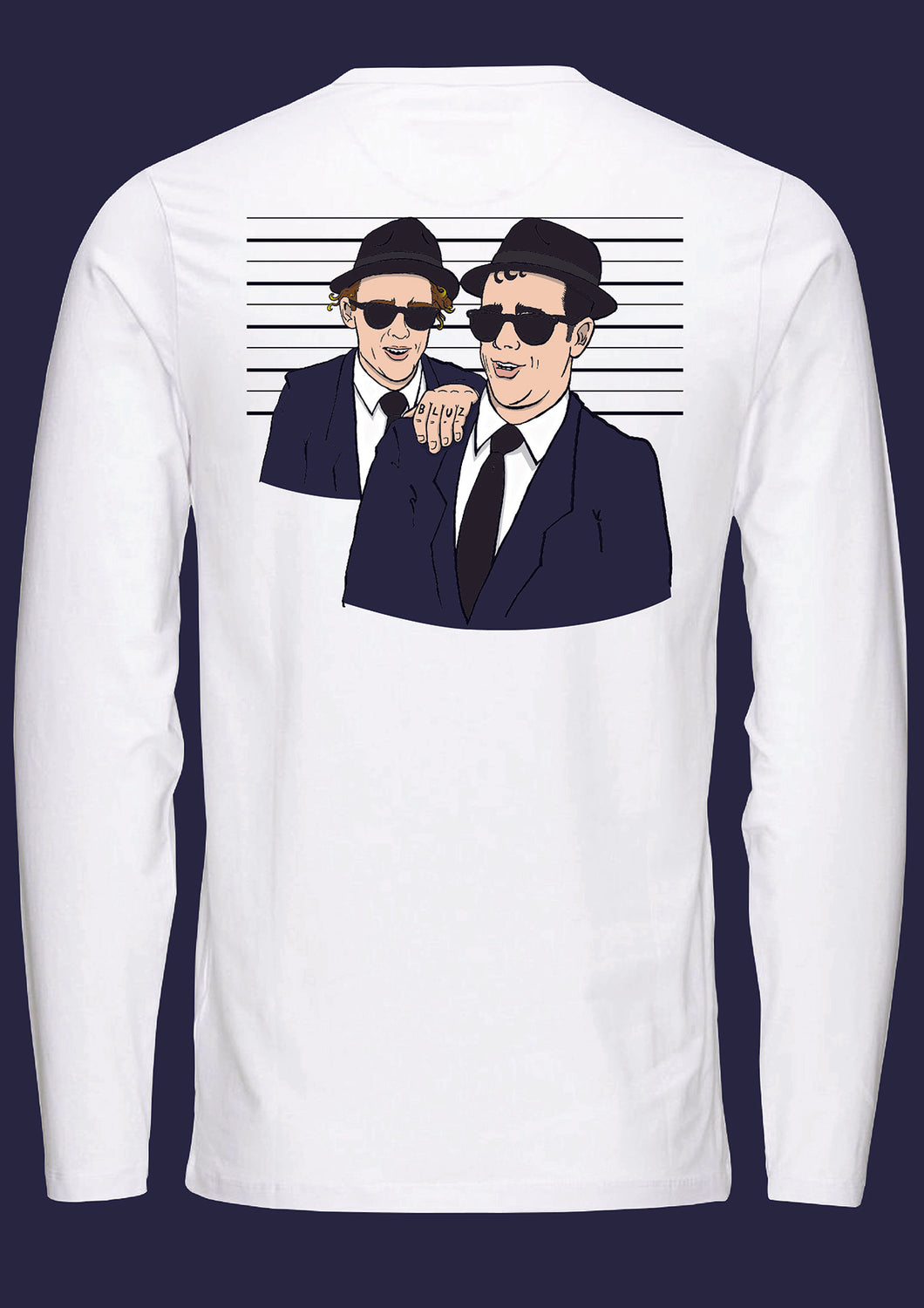 BLUES BROTHERS: LONG SLEEVE