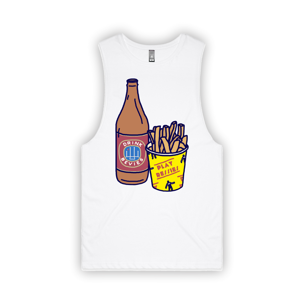BEER & CHIPS: TANK