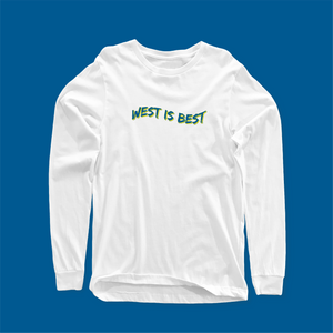 WEST IS BEST! LONG SLEEVE