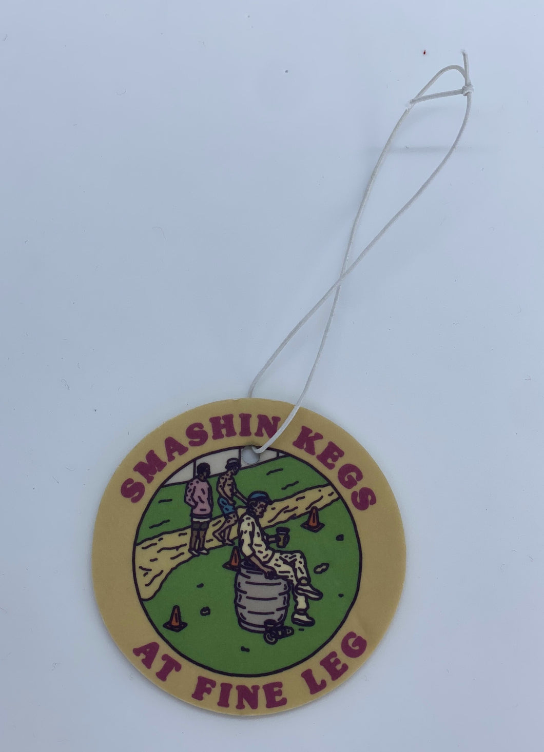 SMASHING KEGS AIR FRESHENER