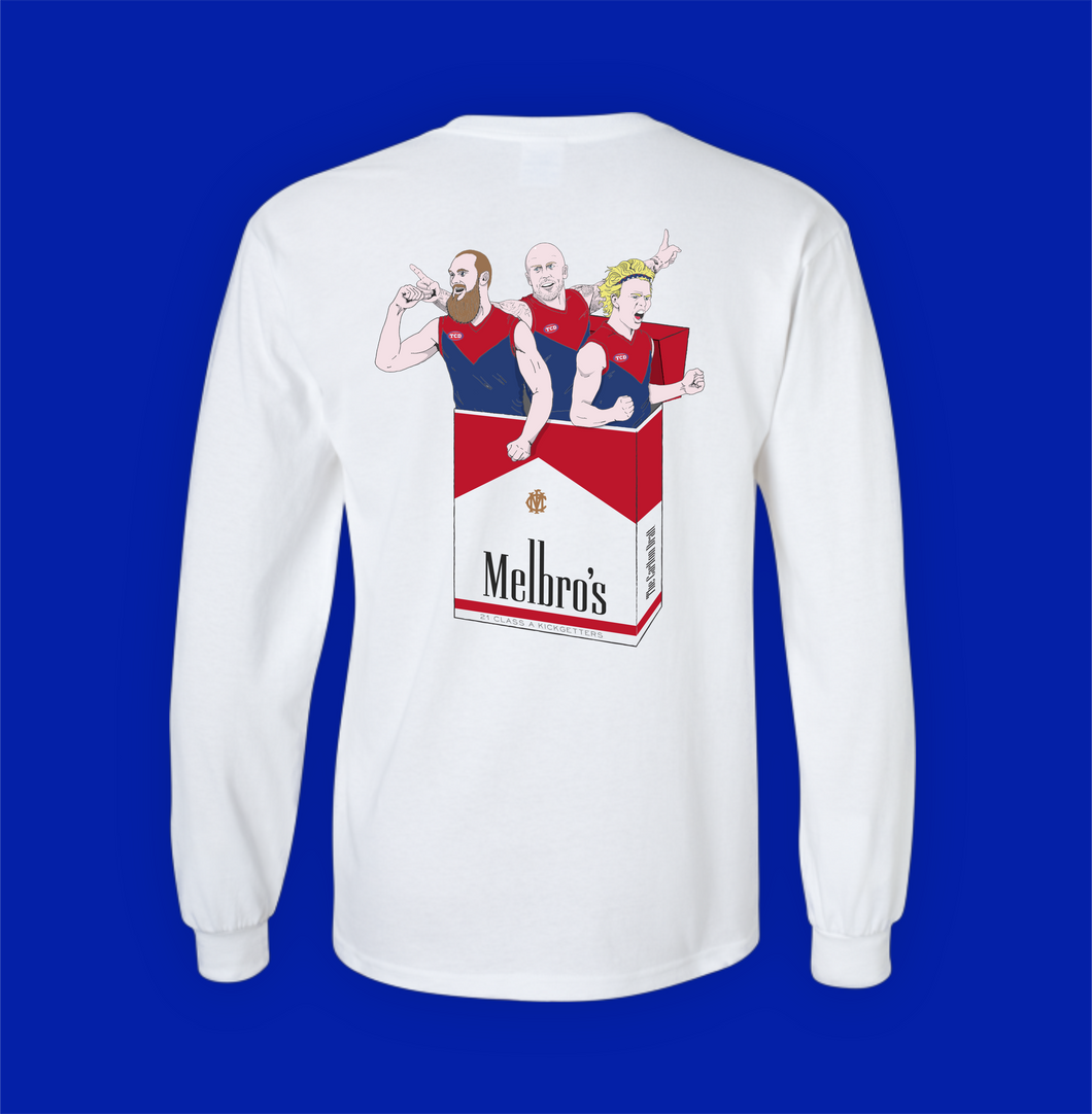 MELBROS BOYS - LONG SLEEVE