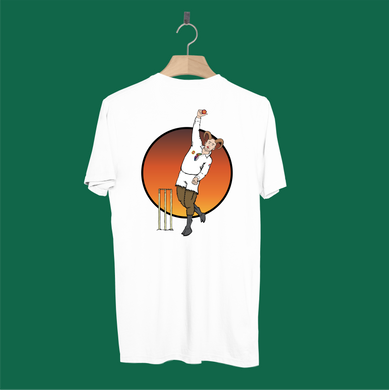 GARY THE GOAT TEE FRONT AND BACK