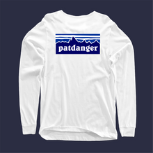 PATGONIA LONG SLEEVE FRONT AND BACK