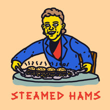 STEAMED HAMS JUMPER FRONT ONLY