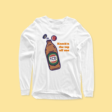 KNOCKIN' THE TOP OFF ONE: LONGSLEEVE