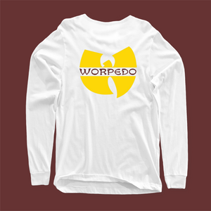 WOR-TANG LONG SLEEVE FRONT AND BACK