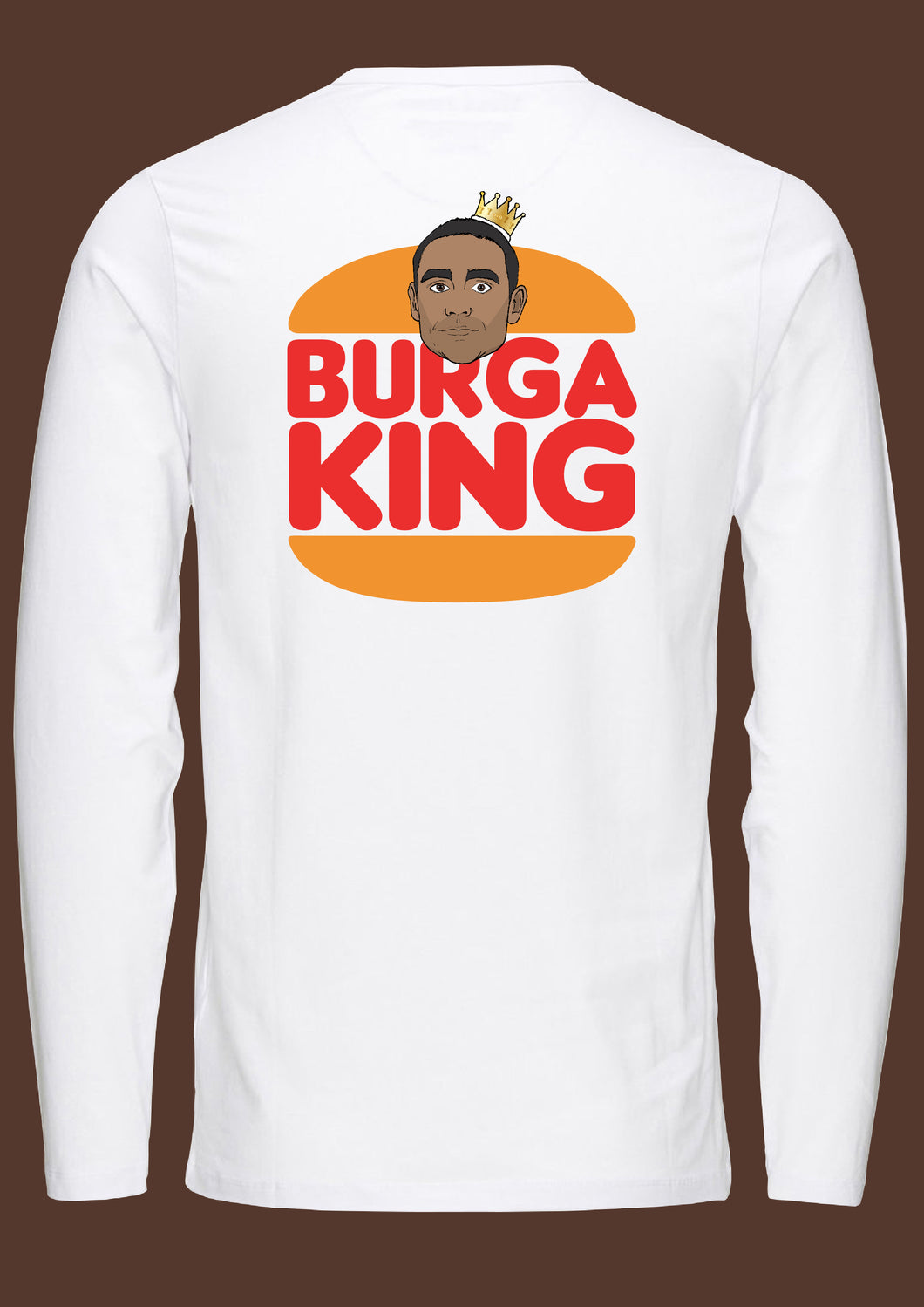 BURGA KING: LONG SLEEVE