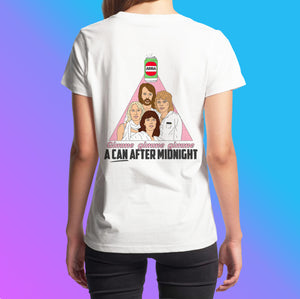 CAN AFTER MIDNIGHT: WOMENS CUT