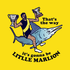 LITTLE MARLION: LS