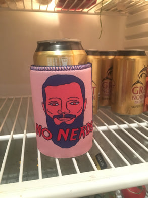NO NERDS: STUBBY HOLDER