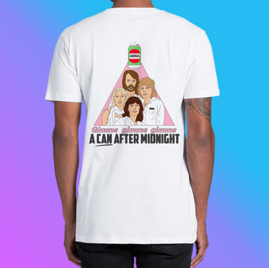 CAN AFTER MIDNIGHT - UNISEX CUT