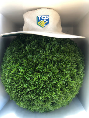 TCD WIDE BRIMMED CRICKET HAT