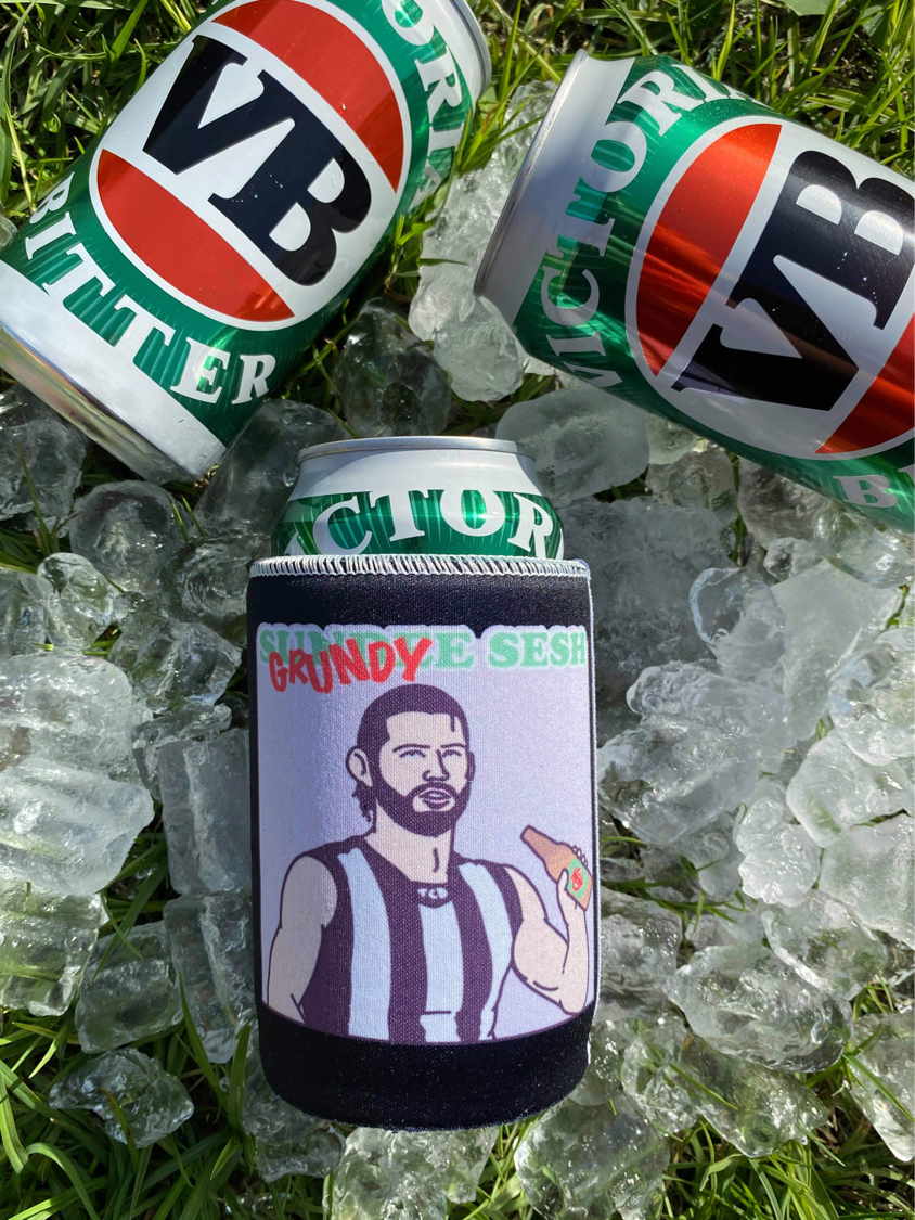 GRUNDY SESH: STUBBY HOLDER