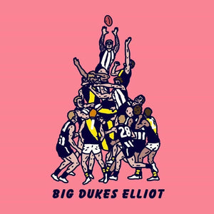 BIG DUKES ELLIOTT: KIDS TEE