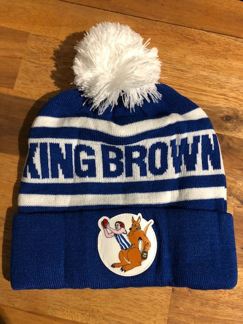 KING BROWN: BEANIE