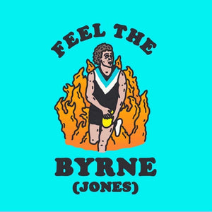 FEEL THE BYRNE-JONES