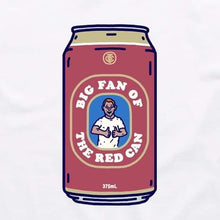 RED CAN FAN