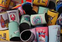 MYSTERY: THREE STUBBY HOLDER PACK