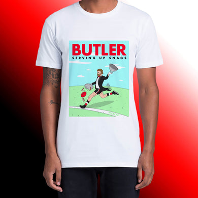 BUTLER TEE - FRONT ONLY