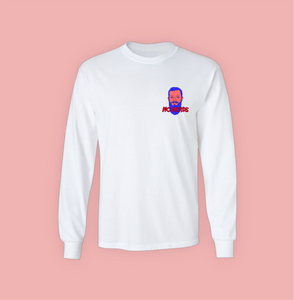 NO NERDS - LONG SLEEVE