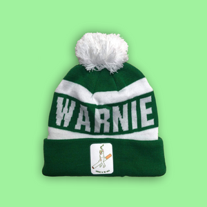 WARNE TO BE WILD BEANIE