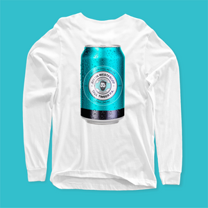 COLD WESTFROFF LONG SLEEVE FRONT AND BACK