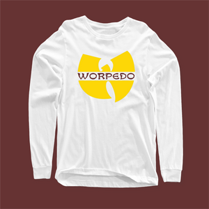 WOR-TANG LONG SLEEVE FRONT ONLY
