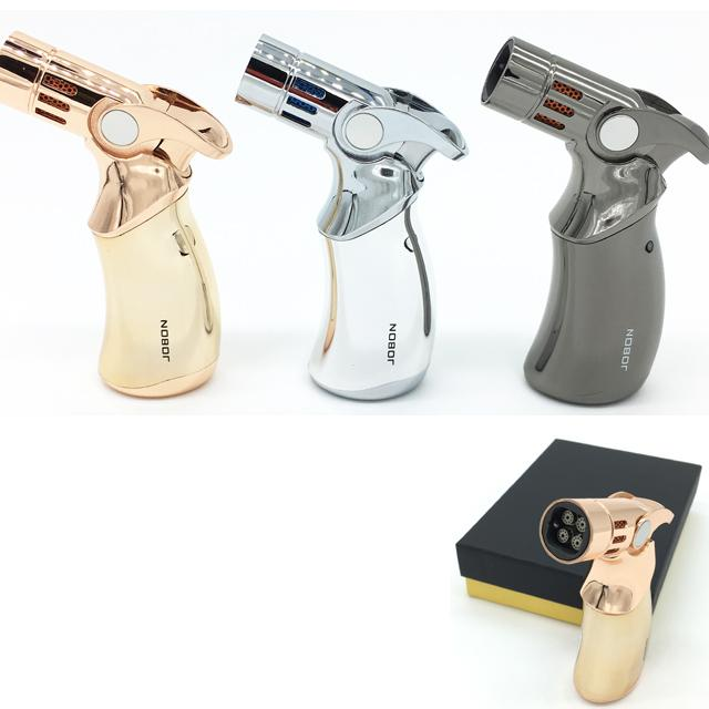 JOBON QUAD 4 jet lighter (gift box)