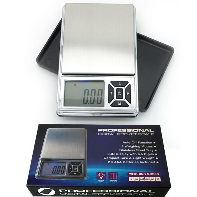 Professional Digital Scale 300g / 0.01g