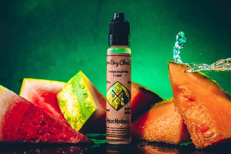 Melon Madness (30ml) - Byron Bay Cloud Co. Eliquid