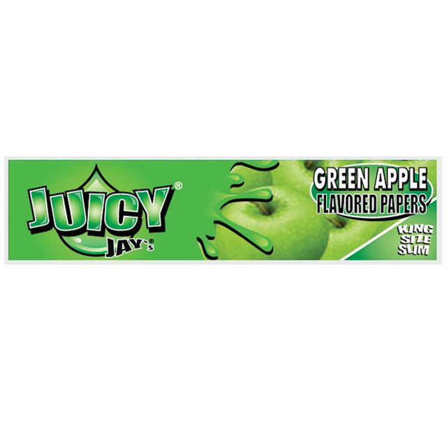 Juicy Jays KS Slim Apple (32 sheets/pack)