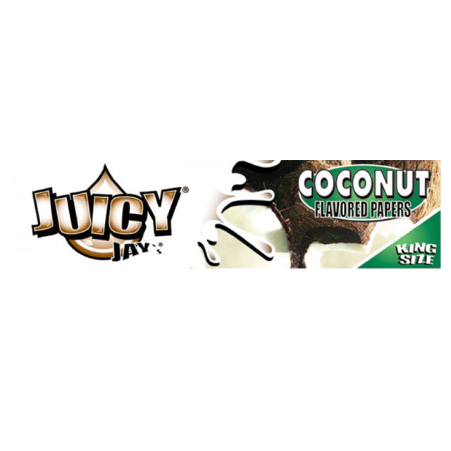 Juicy Jays KS Slim Coconut (32 sheets/pack)