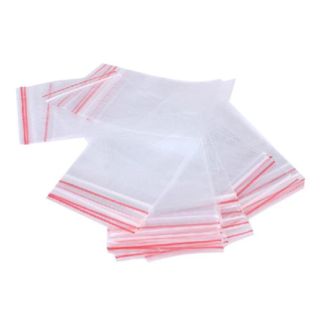 50mm x 70mm satchel bags (100 bags)