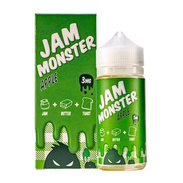 Jam Monster E-Juice - Apple (100ml)