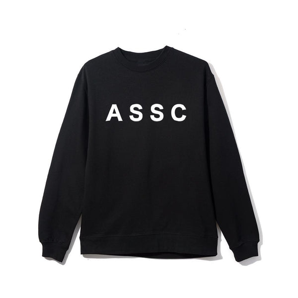 ASSC (Asia Exclusive) Peach Love Floral Crewneck Black L