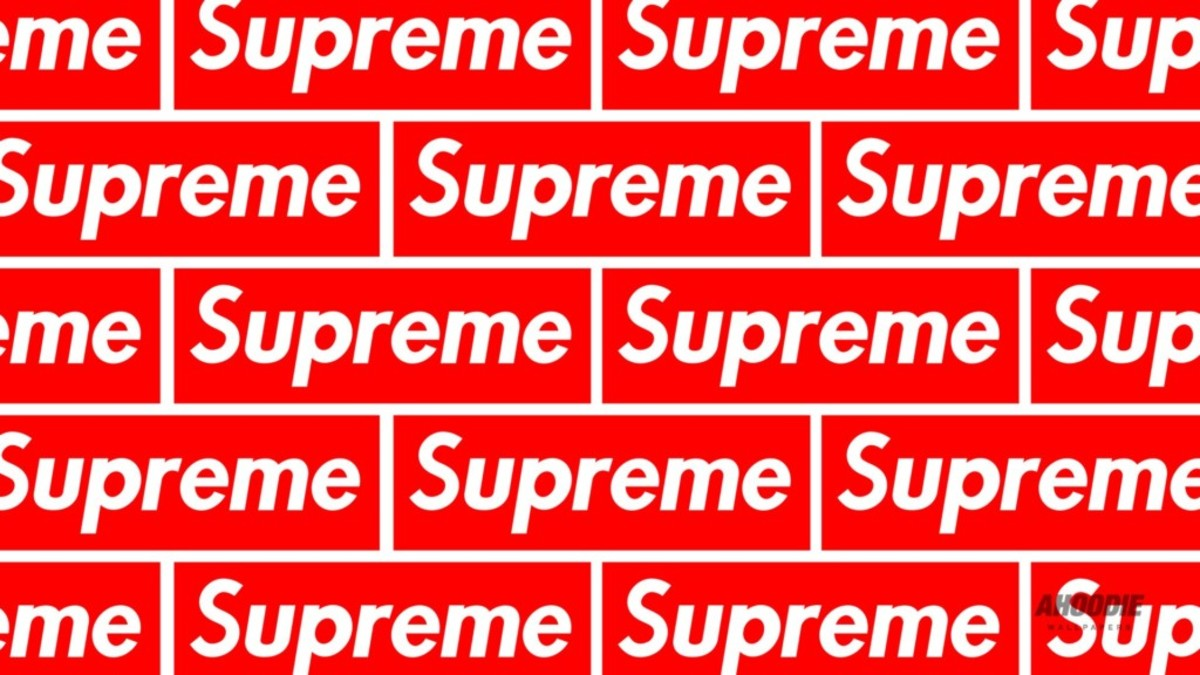 Supreme mystery sticker not a normal red box logo