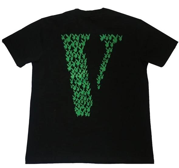 Vlone x Playboy Green