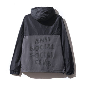 ASSC Reflective JKT Black