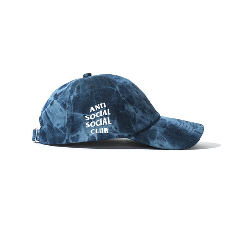 ASSC Cowboy Navy/Green Weird Cap