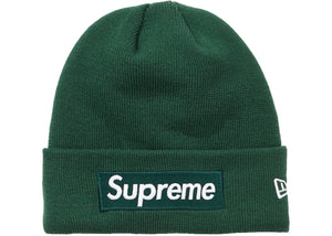 Green Box Logo Beanie (YOU CAN ONLY PICK ONE RAFFLE TO SIGN UP FOR)