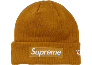 Mustard Box Logo Beanie (YOU CAN ONLY PICK ONE RAFFLE TO SIGN UP FOR)