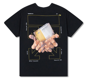 OFF-WHITE PILL BOX TEE
