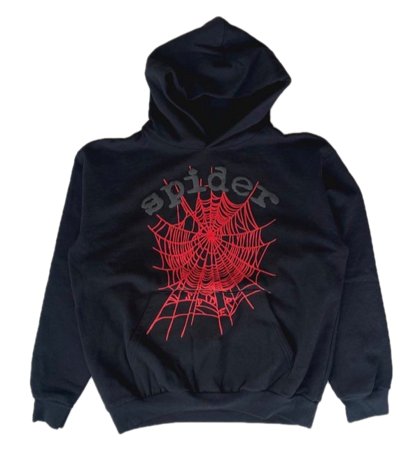 Spider Worldwide Black Hoodie