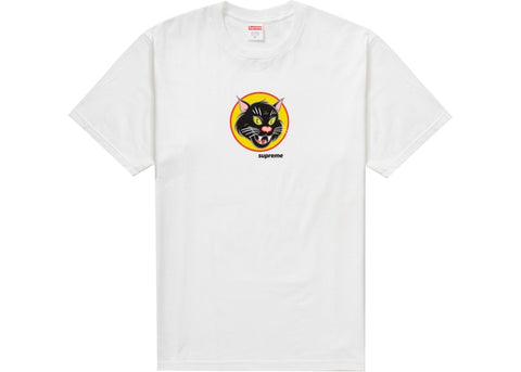 Supreme Black Cat Tee White (XL)